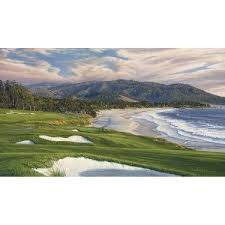 35 best us open golf course paintings images on golf