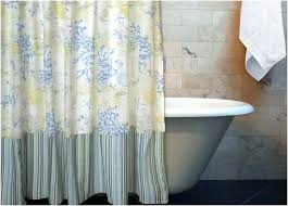 Shower Curtains For Guys Floor To Ceiling Shower Curtain Room Bathroom With