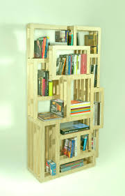 Creative Bookshelves Unique Book Cases Home Decor