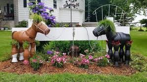 Diy Lawn Ornaments Diy Yard And Garden Ideas Outdoor Crafts