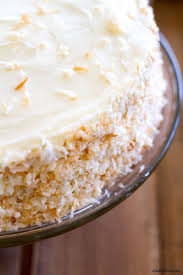 classic coconut cake a latte food