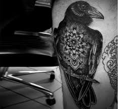 astonishing bird tattoos
