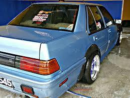 mitsubishi iswara proton iswara blue share my ride gk196 galeri kereta