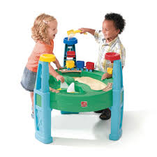 step 2 plastic train table product recall information