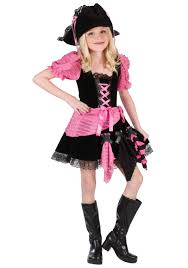 Halloween Pirate Costumes Kids Pink Punk Pirate Costume Girls Pink Halloween Pirate Costumes