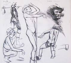 online figure drawing classes u0026 courses for practicing at home