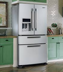 Samsung French Door Reviews - viking rdfn536dss review d3 series french door refrigerator with