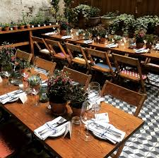 brunch bridal shower 7 nyc restaurants for your non bridey bridal brunch taste the style