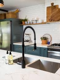 black faucets kitchen black faucet kitchen leola tips