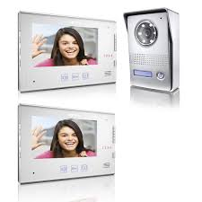 Portier Video Sans Fil Legrand by Interphone Et Visiophone Sonnette Sans Fil Leroy Merlin