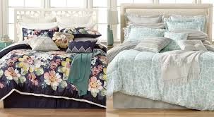 Macy Bedding Comforter Sets Macy U0027s 16 Piece Comforter Sets Only 29 97 All Sizes The