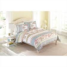 comforter piece bedding set walmartcom ruffled romance champagne