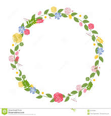 wedding flowers images free floral frame for wedding and birthday card vector royalty free