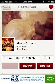 open table reservation system opentable a simple way to make dining reservations apptitude test