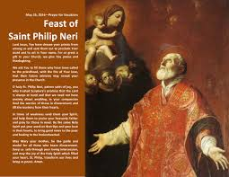 prayers of thanksgiving for healing capuchin franciscans feast of saint philip neri prayer for vocations