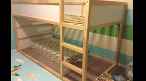 Ikea Bed Canopy Ideas Full Image For Ikea Wood Loft Bed Reviews - Wooden bunk beds ikea