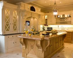 ex display clive christian edwardian ivory and natural oak kitchen