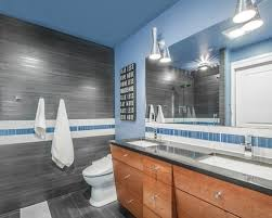 gray blue bathroom ideas sw 6242 bracing blue sherwin williams satin finish grey