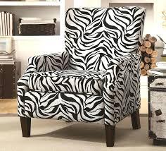 animal print accent chair zebra print accent chair coaster leopard print accent chair