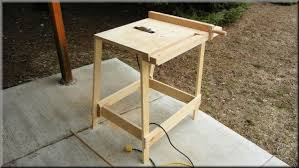how make a table saw how to make small table saw table designs