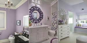 lavender bathroom designs with mirrior tsc