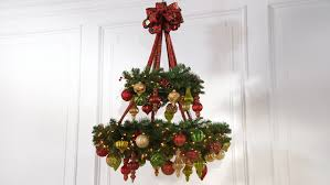 video ask martha how to make a wreath chandelier martha stewart