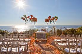 southern california fall inspired beach wedding christine