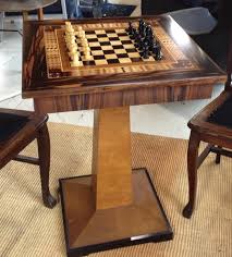 Modern Chess Table Images About Pool Tables Round Base On Pinterest Custom And Modern