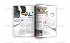 indesign magazine template bundle 92 pages by jazh graphicriver