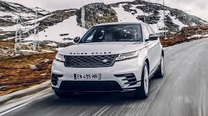 land rover rover range rover velar versus norway top gear