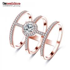 big jewelry rings images New celebrity design big aaa round created diamond micro inlayed jpeg