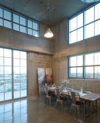 dining room industrial dining room industrial with diamond plate