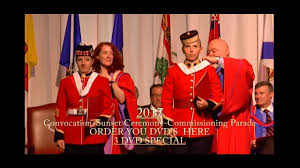 parade dvd 2017 rmcc kingston now shipping 3 dvd set here convocation