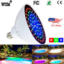 pentair vs hayward pool lights wyzm 20w 35w color changing led pool light bulb for pentair or