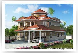 kerala home design courtyard indian home design creative exterior design attractive home