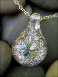 jewelry to hold ashes 47 best ashes jewelry images on the ashes clear glass