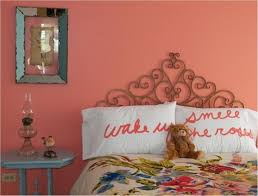 coral bedroom curtains vintage coral bedroom and romantic peach tones also floral pattern