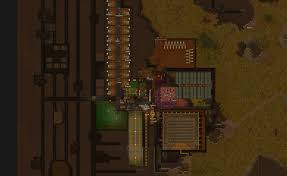 my last few bases in alpha 8 ideas and methods to share rimworld