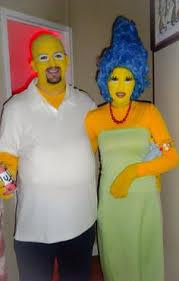 Simpson Halloween Costumes Halloween Costumes Homer Marge Simpson Halloween