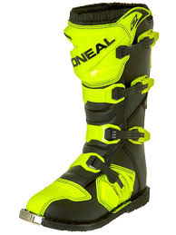mx boots freestylextreme alpinestars black fluorescent tech alpinestars