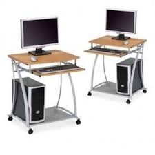 Buy Small Computer Desk Computer Desks With Wheels Foter