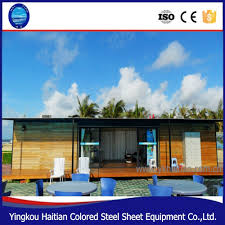 40ft prefabricated shipping container bungalow 40ft prefabricated