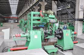 steel cut to length line steel cut to length machine