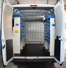 scaffali per furgoni usati allestimento con scaffali usati per fiat ducato