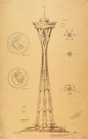 back to the future seattle s space needle turns 50 npr