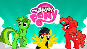 my little pony mane 6 transfomrs into angry birds mlp coloring