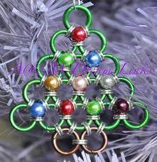 64 best chain maille ornaments images on