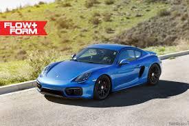 porsche cayman blue boostaddict rolling hotness sapphire blue porsche 981 cayman