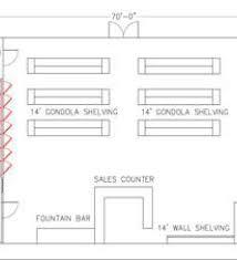 Convenience Store Floor Plans Floor Plan Convenience Store Mithril And Mages Convenience Store