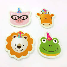 baby shower paper maple craft 4 animal party baby shower paper cutouts pack of 6